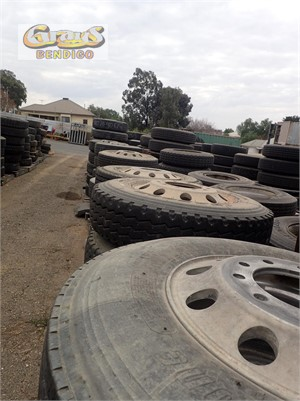 0 Unknown Tyres and Rims Grays Bendigo - Parts & Accessories for Sale