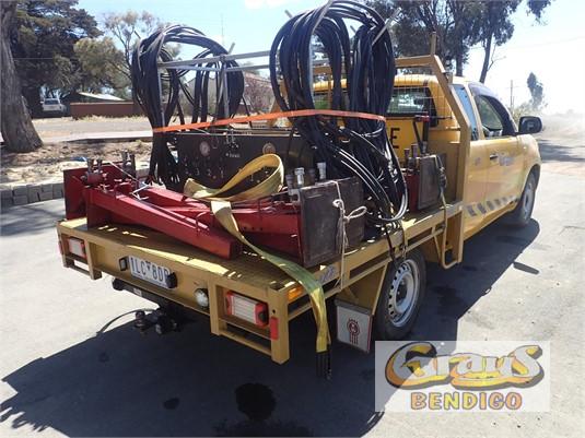 0 Unknown Hydraulic Jack Grays Bendigo - Parts & Accessories for Sale