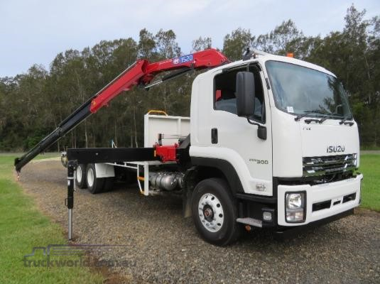 2019 Isuzu FVZ 260 300 LWB - Trucks for Sale
