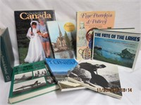 Books on Canada and Countries around the World