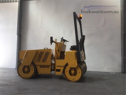 1995 Sakai other - Heavy Machinery for Sale