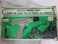 18V D.C. timing light
