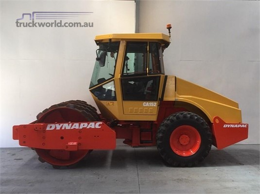 2001 Dynapac other - Heavy Machinery for Sale