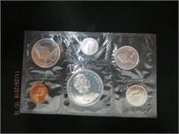 Canadian Centennial uncirculated coin set