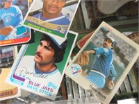 Rare Toronto Blue Jays From The Past Cards