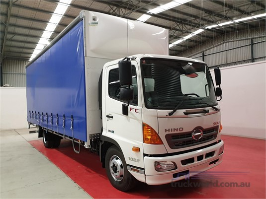 2019 Hino 500 Series 1022 FC - Trucks for Sale