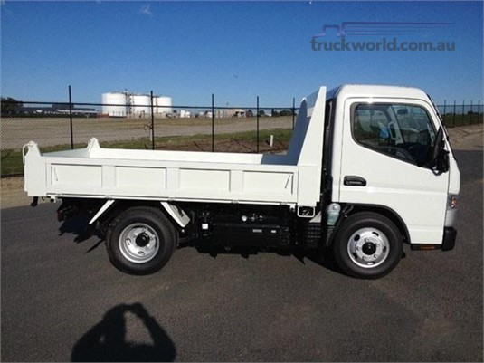 2018 Fuso Canter 515 - Truckworld.com.au - Trucks for Sale