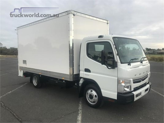 2018 Fuso Canter 515 Wide Trucks for Sale