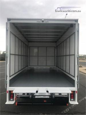 2018 Fuso Canter 515 Wide - Truckworld.com.au - Trucks for Sale