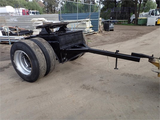 2019 Custom Dolly Trailers for Sale