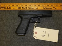 Man Cave Auction Guns - Ammo- Knives and more