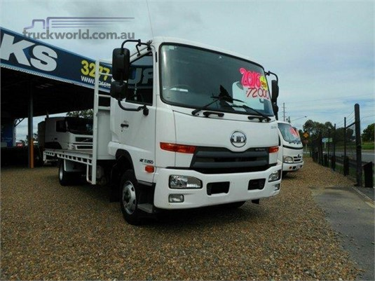 2016 UD MK11 250 Condor Trucks for Sale