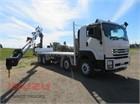 2019 Isuzu FYJ 300-350 Auto Xlwb Crane Truck