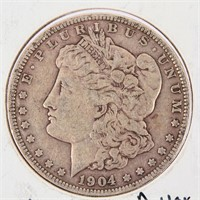 December 13th ONLINE ONLY Coin Auction
