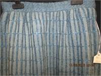 Madawaska hand woven skirt , shawl and scarf