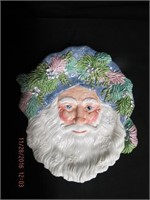 Fritz and Floyd Crystal winter Father Christmas