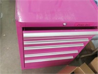 THE ORIGINAL PINK BOX - TOOL CHEST