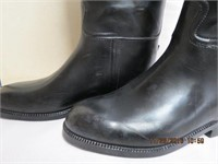 Aigle Equitation French Equestrian boots size 36