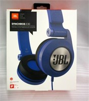 JBL Synchros E30 Preformance Headphones