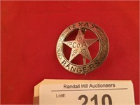 Texana and Cowboy Collectible Auction
