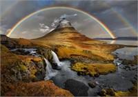 RAINBOW OVER THE MOUNTAIN WAY
