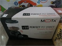 MOTA - PERFECT PET DINNER