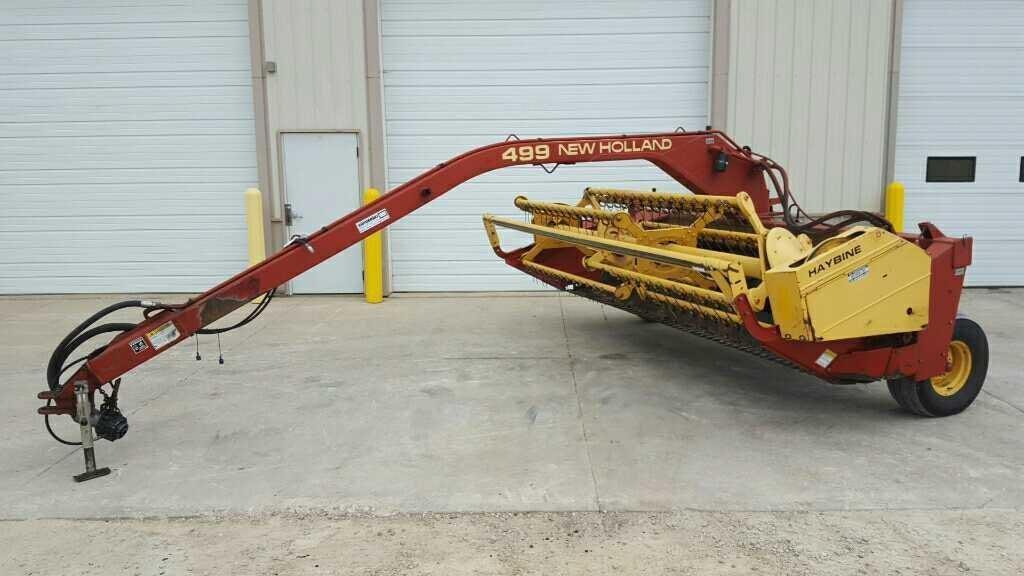 New Holland 499 Haybine | Wisconsin Tractor