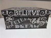 Nice Decorative Inspirational Box
