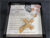 My Lords Cross Holy Rosary Cross