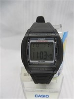 Gents CASIO Water Resistant Digital Watch