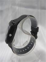 CASIO Flip Top Calculator Analog Watch