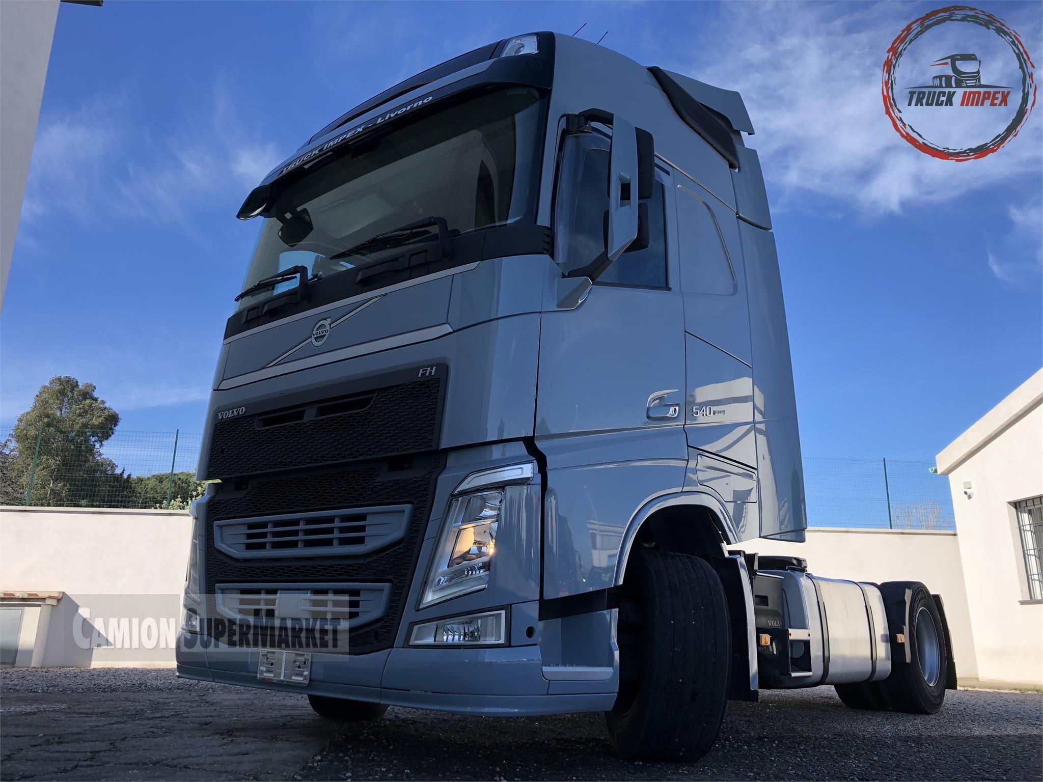 Volvo FH13.540 Usato