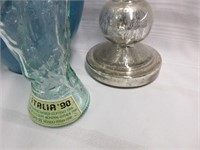 Lot of Decorative Glass Vases