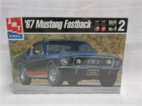 67' Mustang Fastback ERTL Model Car