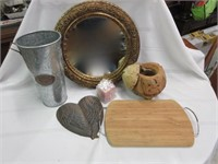 Grouping of Misc. Decorative Household Items