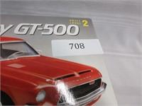 1968 Ford Shelby GT-500 1.25 ERTL Model Car Kit