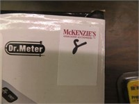 DR METER - ELECTRONIC LUGGAGE SCALE AND