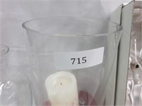 Lot of Various Decorative Glasses and Vases