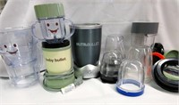 BABY and NUTRIBULLET Blenders with Cups