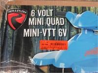 Childs Mini Quad Toy ATV