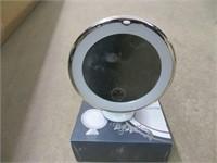RUIMIO LED MAKE-UP MIRROE 360 DEGREE SWIVEL