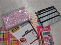 Grouping of Various School/Stationary Material