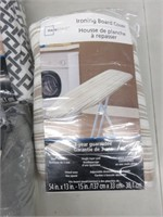 Lot of 5 Ironing Board Covers