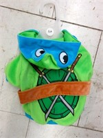 Small Size Ninja Turtle Dog Outfit