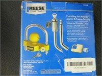 REESE TOW POWER ANIT-THEFT LOCK KIT