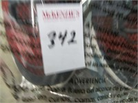ADIDAS RED/GREY SHOE SIZE 1