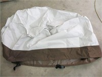 """ROUND DINING TABLE FURNITURE COVER (48"""")"""