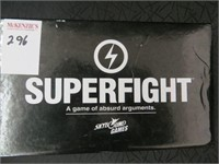 SUPER FIGHT - A GAME OF ABSURD ARGUMENTS