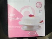 CAKE TURNTABLE (28CM)