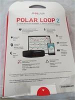 POLAR - POLAR LOOP 2 - 24 HOUR ACTIVITY TRACKER